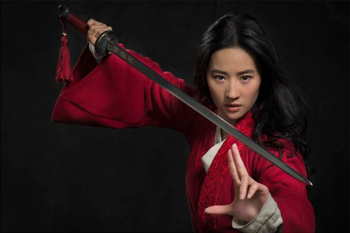 Disney's Live Action MULAN