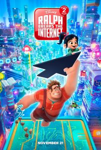 RALPH BREAKS THE INTERNET: WRECK-IT RALPH 2 Sneak Peek Now Available!