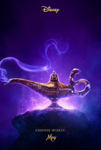 Live Action ALADDIN Teaser Trailer Now Available!