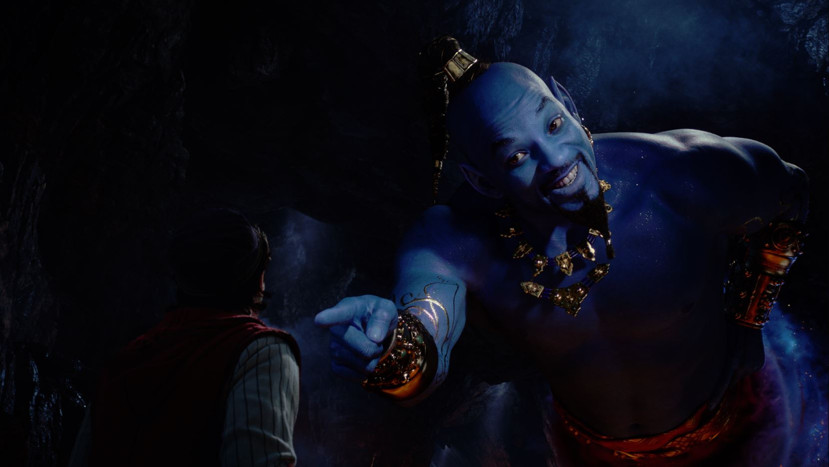 Disney's Live Action ALADDIN Sneak Peek!
